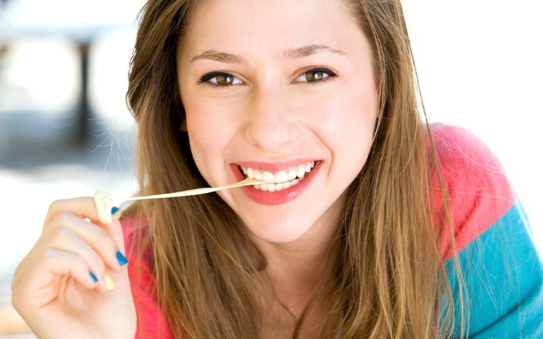 Can Gum Strengthen Your Teeth?